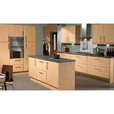 beech kitchen cabinet doors slab kitchen cabinet doors slab saponetta beech contemporary