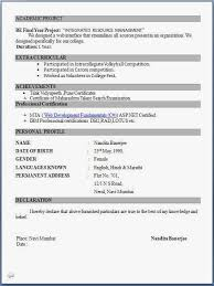 sample resume for fresh graduate stibera resumes