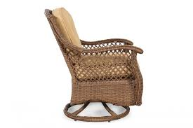 Patio Swivel Chair Agio Veranda Patio Swivel Rocker Chair Mathis Brothers Furniture