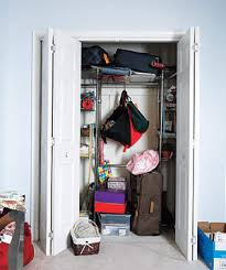 How To Frame A Closet Small Bedroom Storage Furniture Excellent by 9 Craft Room Makeover Ideas Real Simple