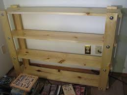 Pine Bookshelf Woodworking Plans by Cheap Easy Low Waste Bookshelf Plans 5 Steps With Pictures