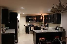 Granite Kitchen Design by Flooring Azul Platino Granite With Barstool Also Recessed