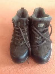 s waterproof walking boots size 9 karrimor waterproof walking boots size 9 in selsey sussex