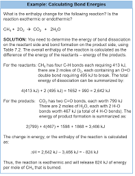 Bond Energies Table Ch105 Chapter 7 Alkanes And Halogenated Hydrocarbons Chemistry