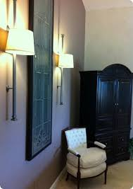Restoration Hardware Wall Sconces Diy Wall Sconce From A Drapery Rod
