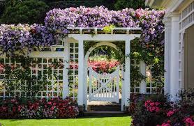 Home Garden Decor Ideas Garden Gates U2013 How To Choose The Right One For Your Home