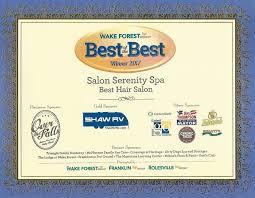 salon serenity spa home facebook