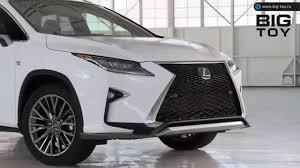 white lexus toy car new lexus rx 350 2016 youtube