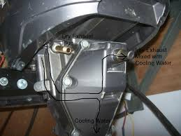 idle exhaust port modification page 1 iboats boating forums
