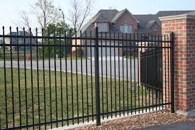 ornamental iron fence united fence utahunited fence utah