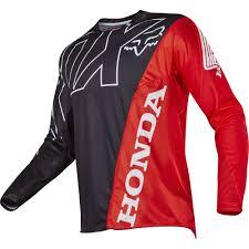 fox motocross t shirts fox racing 360 honda jersey 2016 jerseys dirt bike