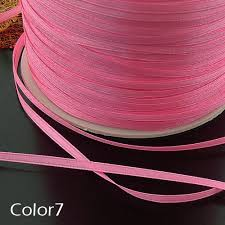 favor ribbons 880 yards 1 8 inch wide satin ribbon for wedding favor