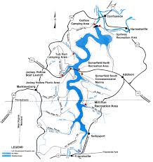 Ohio Rivers Map by Pittsburgh District U003e Missions U003e Recreation U003e Lakes U003e Youghiogheny