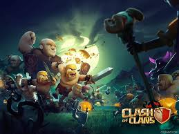 best wizard wallpapers clash of clash of clans wallpapers wallpaper cave