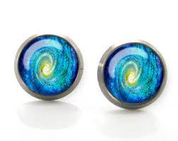 hypoallergenic stud earrings titanium jewelry earrings for sensitive ears by manuelas