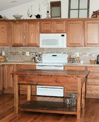 natural wood kitchen cabinets burl wood live edge