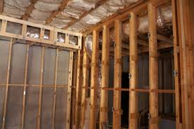 how to frame around the duct work in basements