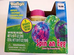 easter egg decorating kits dudley s spin an egg easter egg decorating kit toys