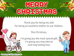 Anniversary Messages For Wife 365greetings Merry Christmas Card For Wife 365greetings Com