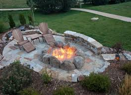 Custom Fire Pit by Custom Fire Pit Atlanta Outdoor Designs Inc
