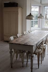 dining room farm table gray farmhouse table and chairs home table decoration