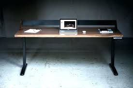 Adjustable Height Corner Desk Panterabread Co Page 27 Walnut Office Desk Small Office Desks