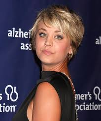 why did kaley christine cuoco sweeting cut her hair kaley cuoco short hair google search hair pinterest kaley