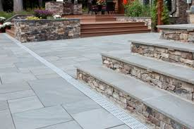 Drainage Patio Drainage Solutions Professional Grounds