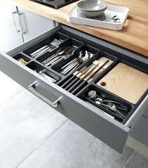tiroirs de cuisine range couverts tiroir cuisine galerie et range couverts tiroir ikea