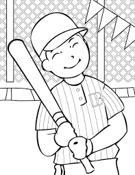 download coloring pages baseball coloring page baseball coloring