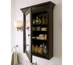 astonishing pottery barn medicine cabinets 81 for your ikea hemnes