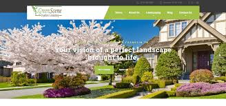 Landscaping Franklin Tn by Landscaping Website Project Web Design Franklin Tn