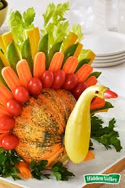 involve the in this 5 step veggie turkey an appetizer