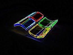 funky neon glass windows by mntbikeracer1 on deviantart