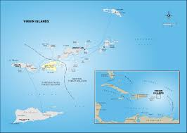 Bvi Map Maps Of British Virgin Islands Map Library Maps Of The World