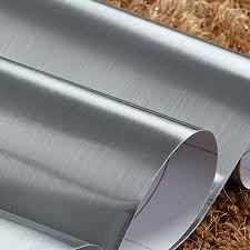 contact paper brushed metal look contact paper film vinyl self adhesive backing
