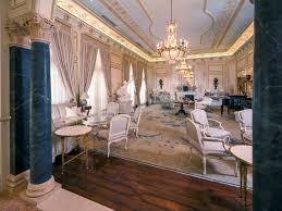 Houston Interior Designers by Neoclassical Chateau Style Estate In Texas Idesignarch