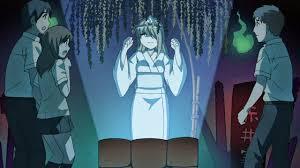 favorite anime halloween episodes shooting star dreamer