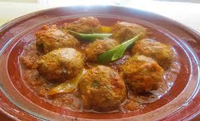 cuisine marocaine tajine tajine de keftas de sardine choumicha cuisine marocaine