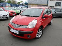 nissan note 2007 used nissan note 2007 for sale motors co uk