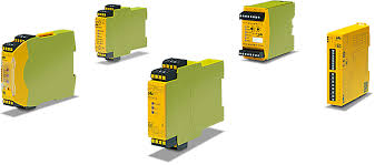 safety relays pilz in