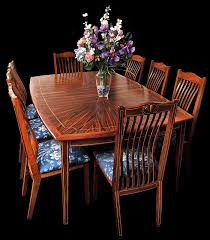 Rosewood Dining Room Set Rosewood Dining Table And Chairs By Don Dedobbeleer Custom