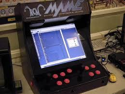 mame arcade cabinet kit ideas for a diy mini mini mame arcade cabinet stiggy s blog