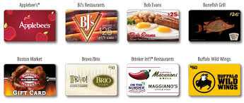 discounted restaurant gift cards kroger 4x fuel rewards when you buy restaurant gift cards