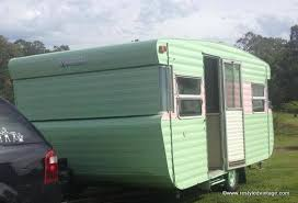restyled vintage renovating a classic caravan the story of