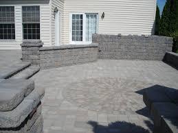 Ep Henry Bristol Stone by Backyard Landscape Makeover Stoneworx