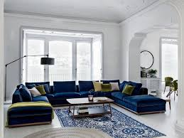 Transitional Style Living Room Furniture John Lewis Wooden Floors Walls Side Table Coastal Marine Sofa