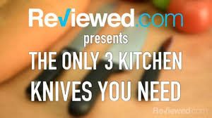 James Martin Kitchen Knives These Are The Only Three Kitchen Knives You U0027ll Ever Need