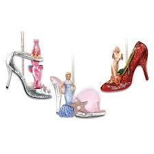 marilyn shoe ornament collection in step with marilyn