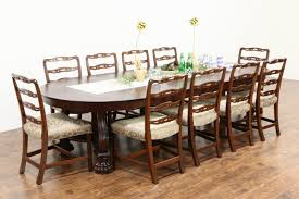 Round Dining Room Table With Leaves Sold Round 54